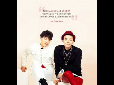 Butterfly Opens This Love - G-Dragon Ft. Seungri