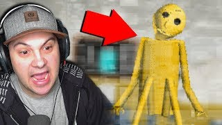 Golden Baldi Is Watching  Me, And It's FREAKING ME OUT! | Five Nights At Baldi's