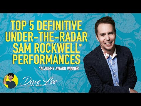 Top 5 SAM ROCKWELL Movie Performances