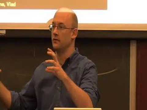 """Clay Shirky on New Book """"Here Comes Everybody"""""""