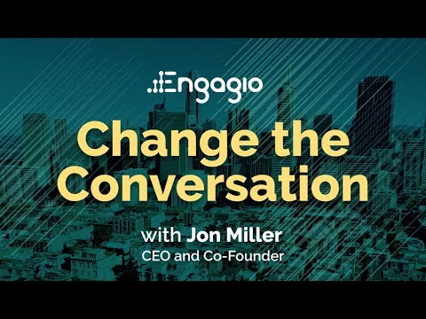 Building an Account Foundation with Jon Miller, CEO of Engagio