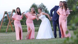 Wedding Trailer - KAROLINA & DAWID - Teledysk Ślubny