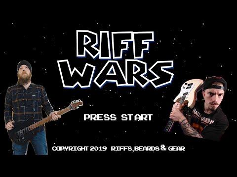 Riff Wars 5: Stay Metal Ray