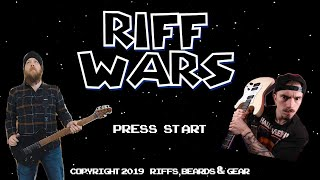 Riff Wars 5: Stay Metal Ray