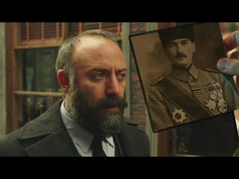 Vatanım Sensin 14. Bölüm - Mustafa Kemal'den umut dolu satırlar!