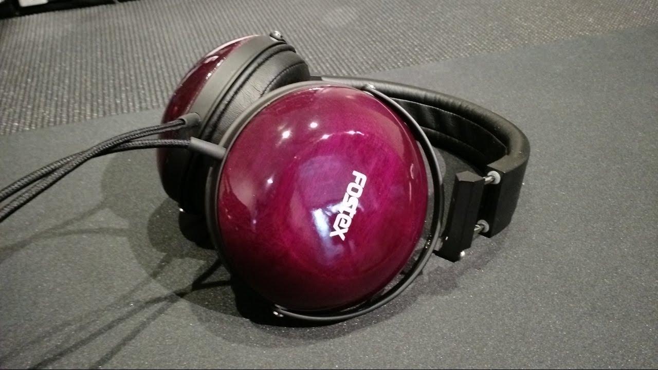 Z Review - Fostex TH-X00 Purplehearts