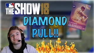 Digital Deluxe DIAMOND PACK OPENING!! - MLB The Show 18 Diamond Dynasty
