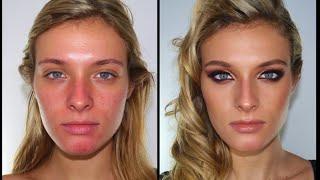Maquillaje Glamoroso para Pieles Blancas- Tutorial