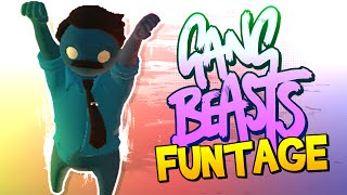 Gang Beasts FUNTAGE! - I