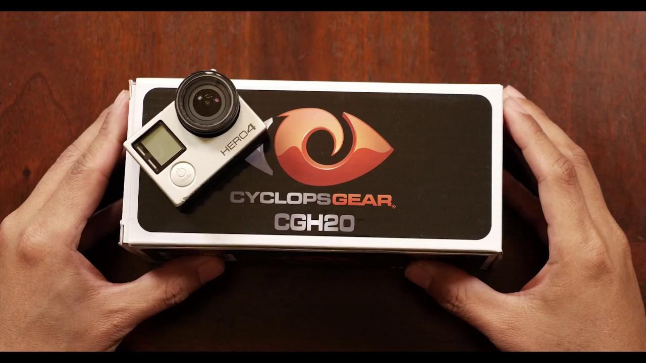b7c2ae690e Cyclops Gear H2O - YouTube