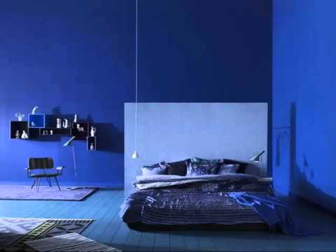 blue color decoration pics of room decration ideas youtube