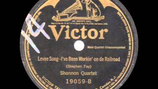 Shannon Quartet - Levee Song-I
