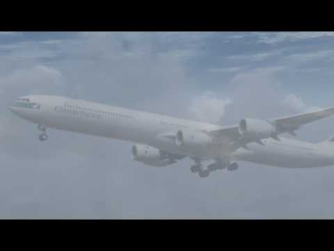 Download Fs2004 Cls A340 300 Cathay Pacific At Vhhh MP3, MKV