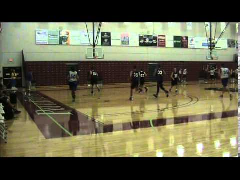 Christian Cooper (#21) Coach Billy Mims' FIT Summer Camp 12 July 2014