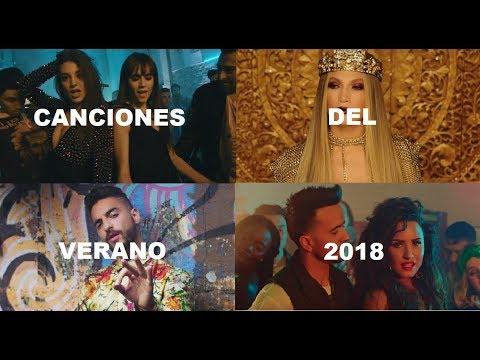 Canciones Del Verano 2018 España