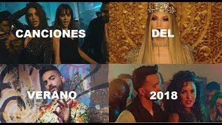 Baixar Canciones Del Verano 2018 España