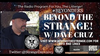 Beyond The Strange- The Happening 2021
