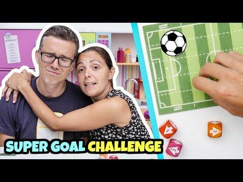 GIOCHIAMO A CALCIO SUL TAVOLO: sfida di coppia a Super Goal