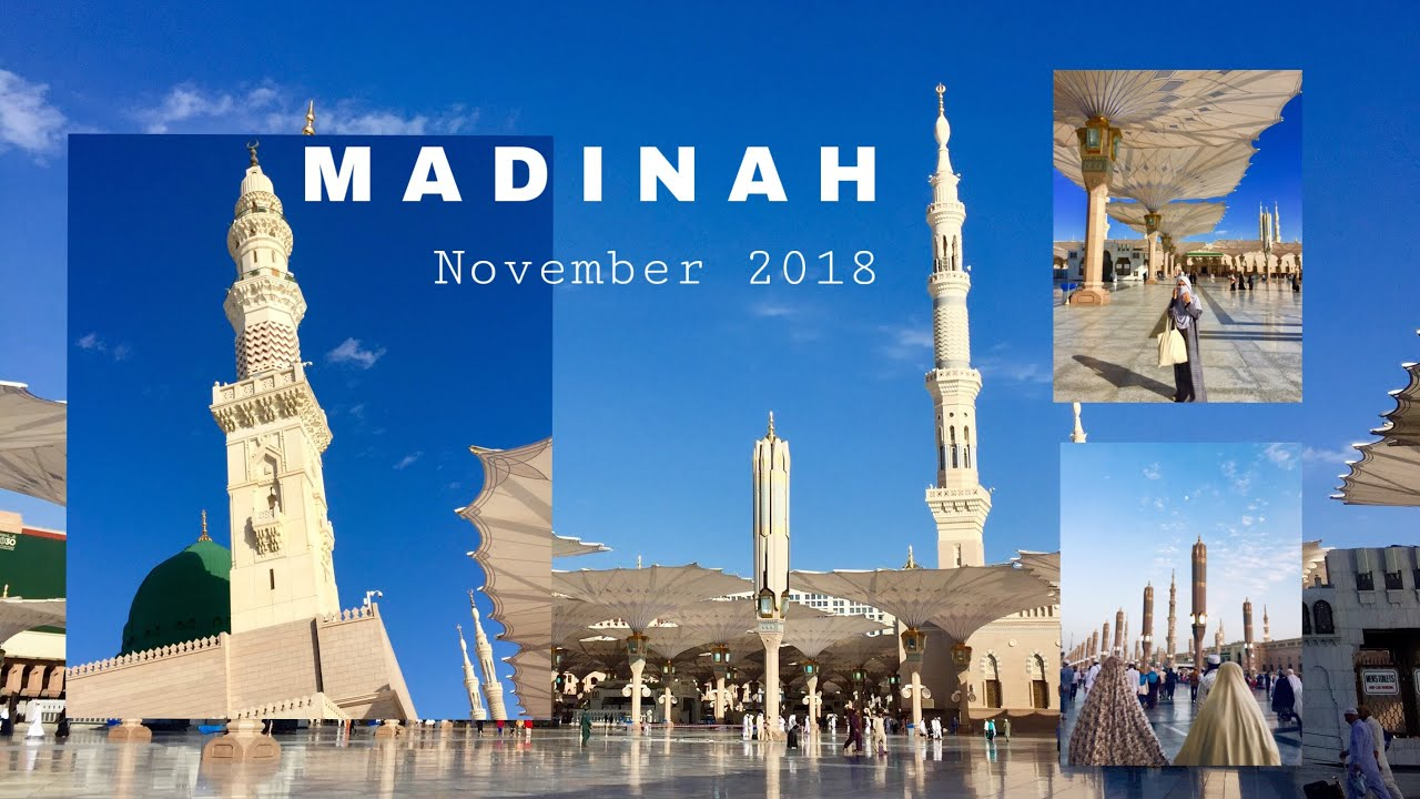 MADINAH, 2018 | UMRAH TRAVELOGUE (Part 1)