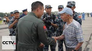 Российский ветеран обратился к военным ВВС Китая с просьбой найти своих китайских курсантов