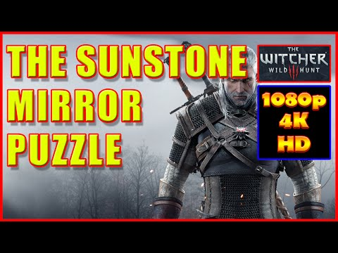Witcher the Sunstone Mirrors