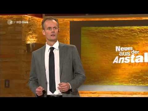 """""""Neues aus der Anstalt"""" vom 09.10.2012 mit DEUTSCHEN UNTERTITELN"""