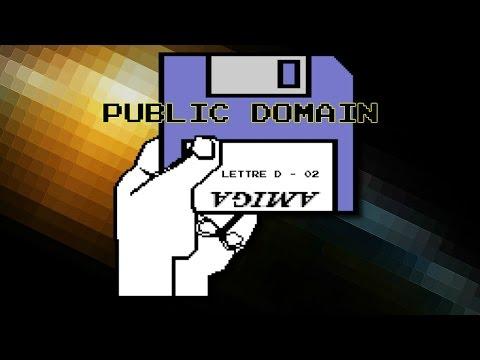 [Lettre D - Part 2] Découv' - Amiga Public Domain Fullset