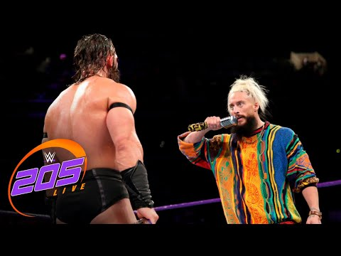 Enzo Amore makes his 205 Live debut: WWE 205 Live, Aug. 22, 2017