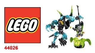 ♒ Lego Hero Factory - Kryształowa bestia, 44026 - Sklep Delfinki.pl