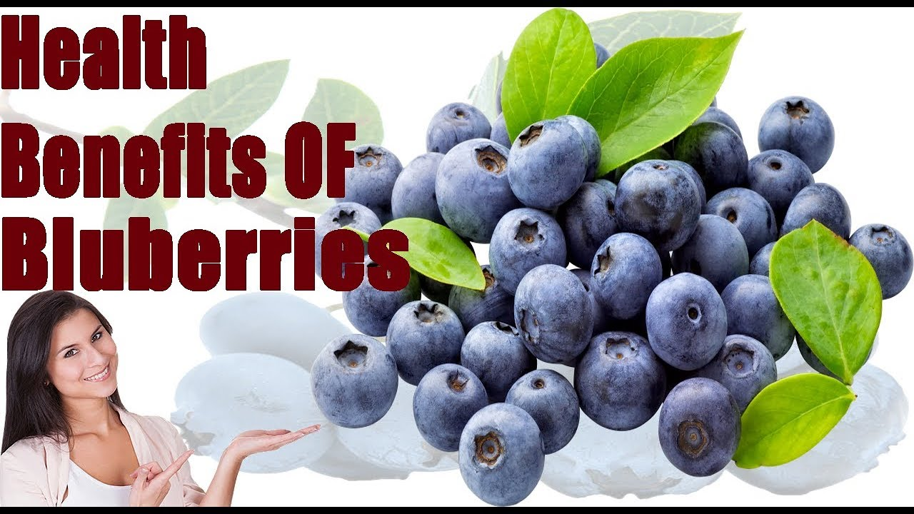 7 Health Benefits of Blueberries - Dr. Axe   Blueberry Medicinal Uses