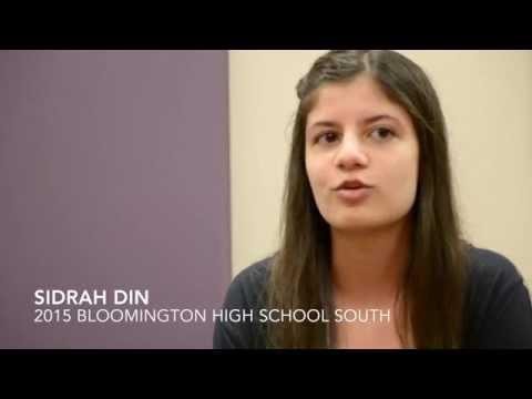 Class of 2015 Bloomington High School South B