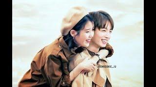 BTS (방탄소년단) [Kookie and IU/Jeon Jungkook and IU]: Fall in love?