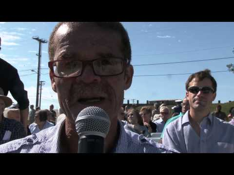 Port Chicago Disaster Memorial 2015 Interview 1