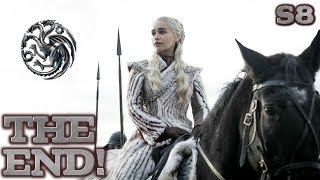 How will Game of Thrones End? | Game of Thrones Season 8 Predictions Ft. IdeasOfIceAndFire