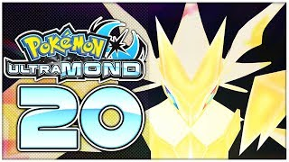 POKÉMON ULTRAMOND Part 20: ULTRA NECROZMA Battle in Ultrametropolis - Der HÄRTESTE FIGHT?!