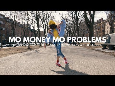 Mo Money Mo Problems - Notorious B.I.G Ft. Mase & Puff Daddy   MoveLikeZay Choreography