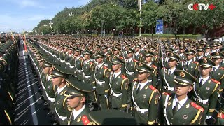 China to Cut Troops by 300,000: President Xi
