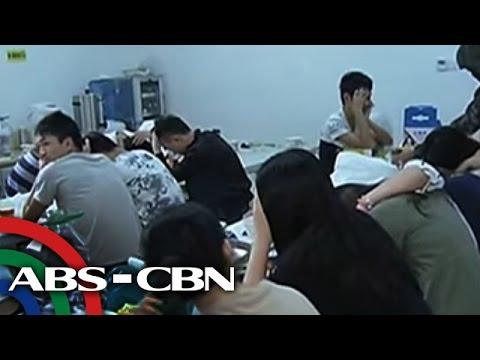 TV Patrol: Higit 1,000 umano'y illegal Chinese worker, hinuli sa Pampanga