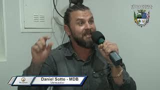 6ª S.Ordinária - Daniel Sotto