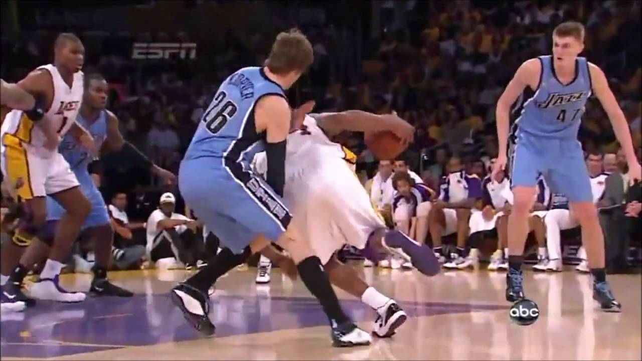 Kobe Bryant Top 200 Plays of His Career