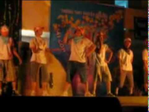 12A13 Dancing Trại Xuân Nguyễn Hữu Cầu