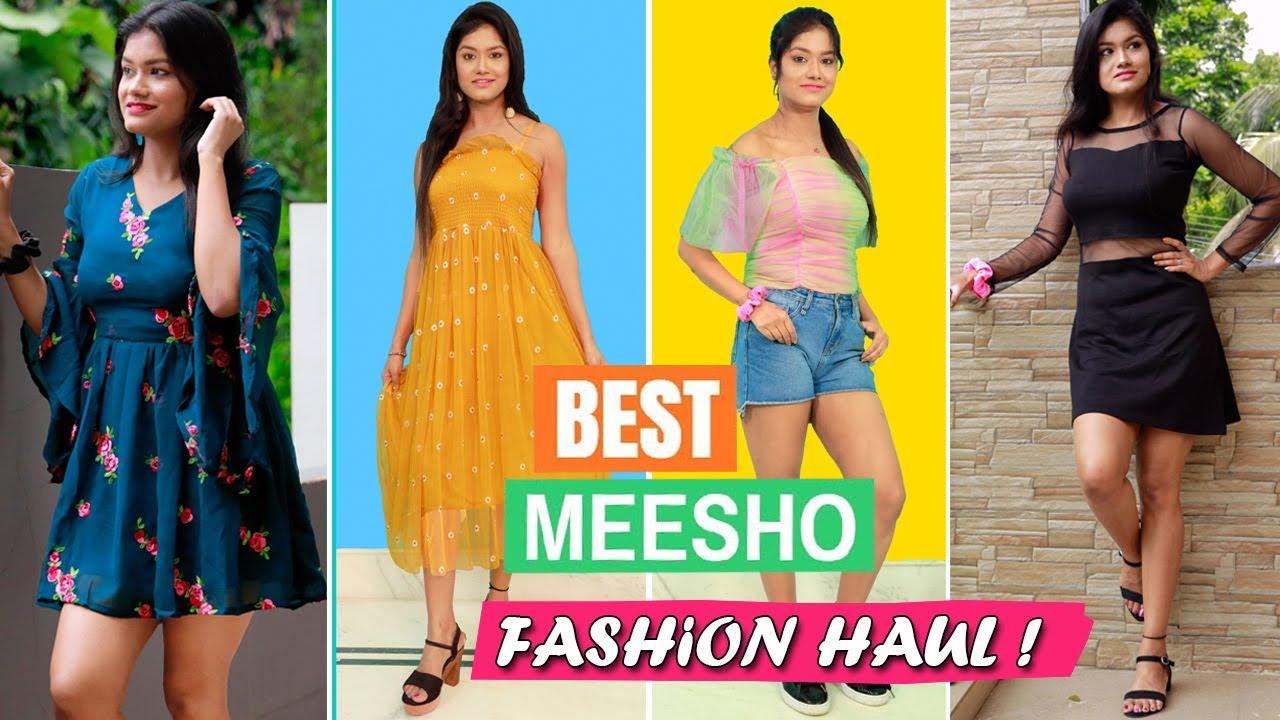 Festive Fashionable Tops & Dress Haul Starting Rs 200   BEST Festive Fashion Haul