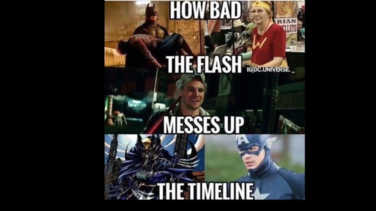 Funny Flash Meme Only Flash Fans Will Get Youtube