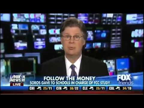 Soros Money Linked To Controversial FCC Newsroom Study