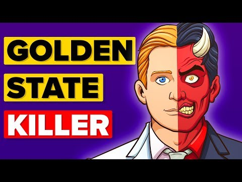 The Golden State Killer - What Do We Know About Him? Californian Serial Killer