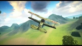 World War I - Flight pack