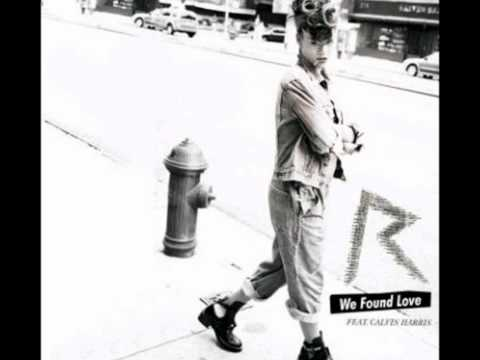 Rihanna  We Found Love  Ringtone