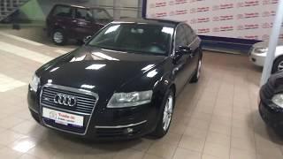 Купить Audi А6 (Ауди А6)  с пробегом бу в Саратове. Элвис Trade in центр