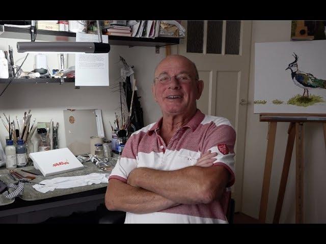 De Hobbyhoek - IJmonders en hun hobby: Jaap Zwaan