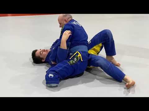 Jiu Jitsu Training as an amputee